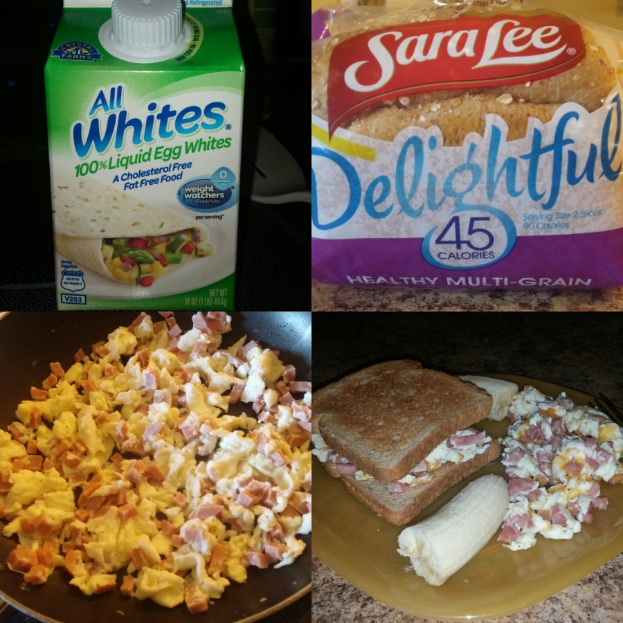 home egg white delight